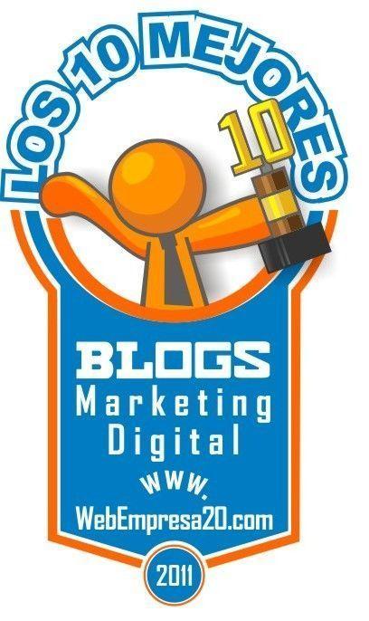 Los diez mejores blogs de marketing digital