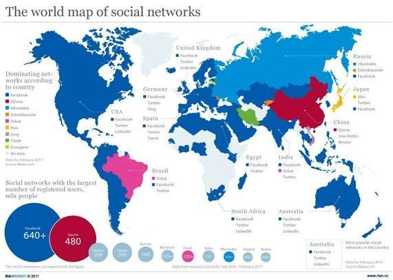 The_world_map_of_social_networks