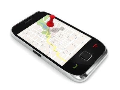 Cell gps phone teen