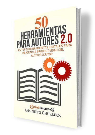 50 herramientas para autores 2.0