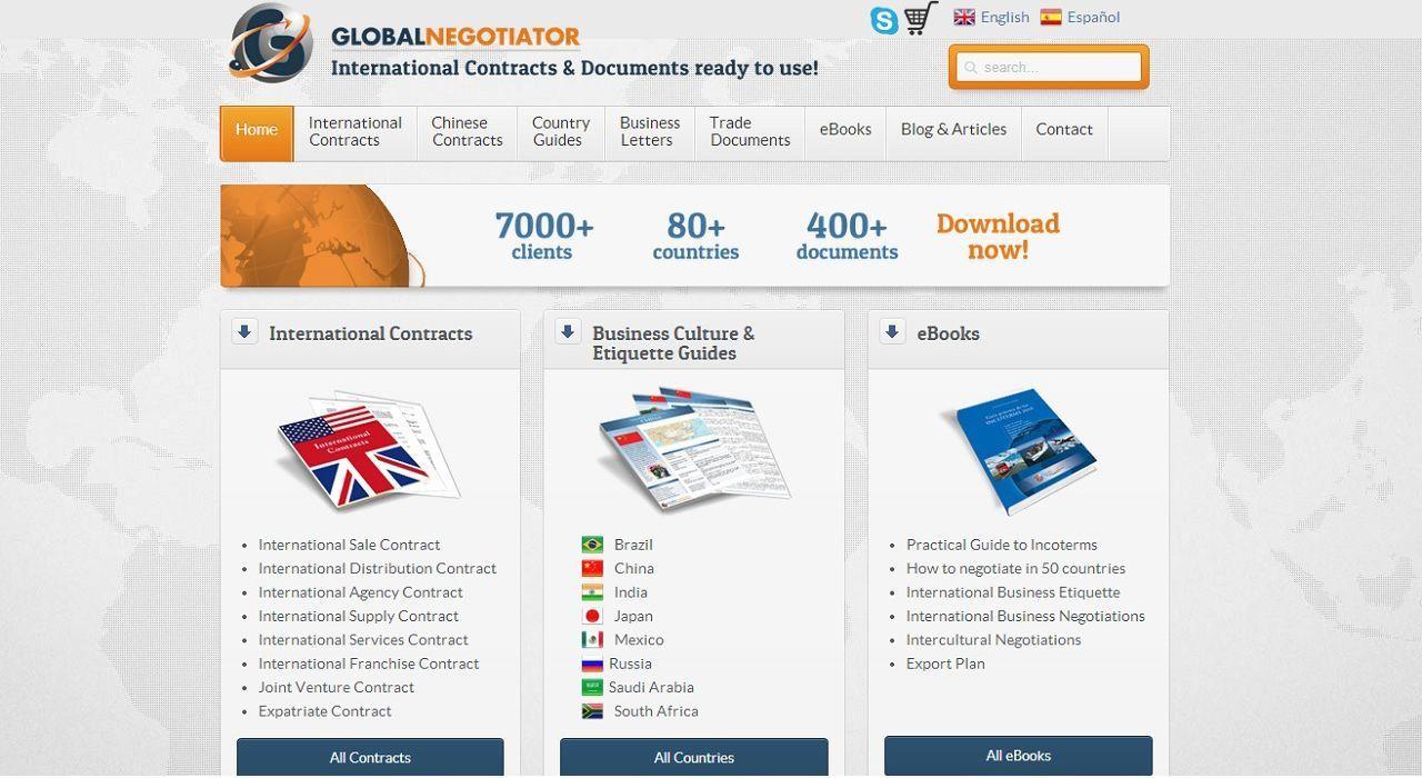Global Negotiator
