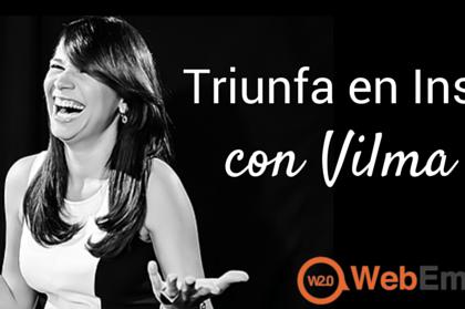 Cómo triunfar en Instagram con Vilma Núñez