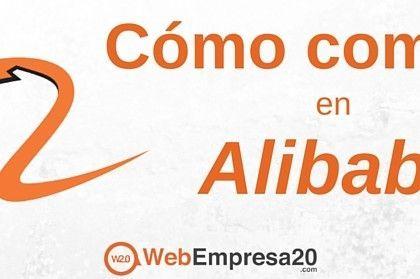 Alibaba en español: cómo comprar en Alibaba