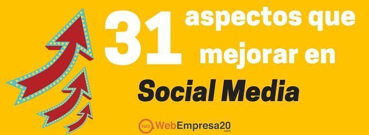mejorar en social media