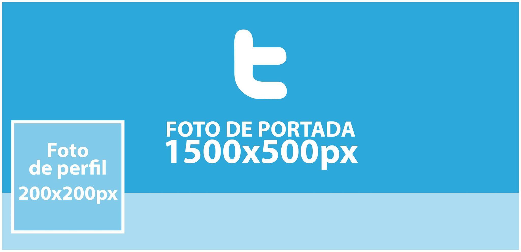 logo twitter medidas