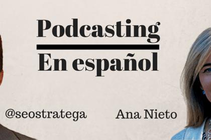 Podcasting en español