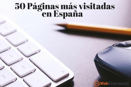 Web mas visitadas las 50 webs m s visitadas en espa a - Webs de cocina mas visitadas ...