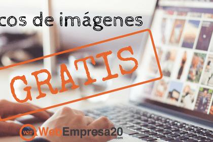 Descargar imágenes gratis: 20 bancos de imágenes