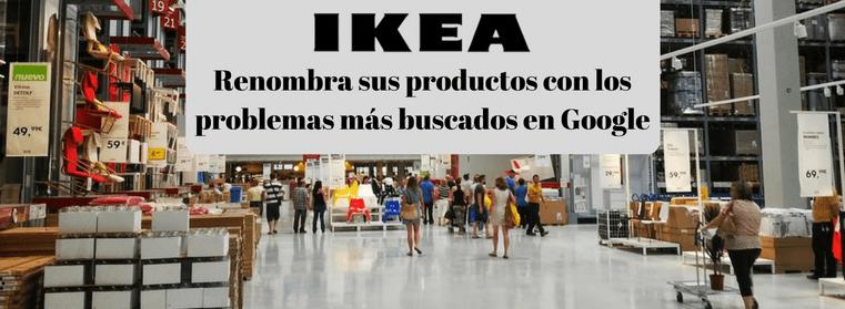 Ikea renombra sus productos con los problemas m s buscados - Ikea todos los productos ...