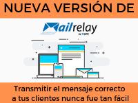 Nueva versión de Mailrelay, transmitir el mensaje correcto a tus clientes nunca fue tan fácil