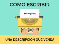 Cómo escribir una descripción para que tu libro se venda
